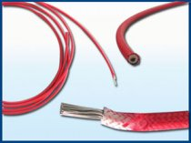 60245 IEC 03(YG)Silicone rubber insulated fiberglass braided high temperature wire